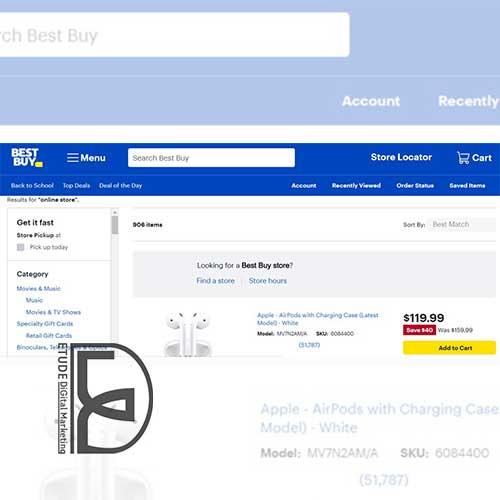 best buy   ششمین فروشگاه اینترنتی جهان